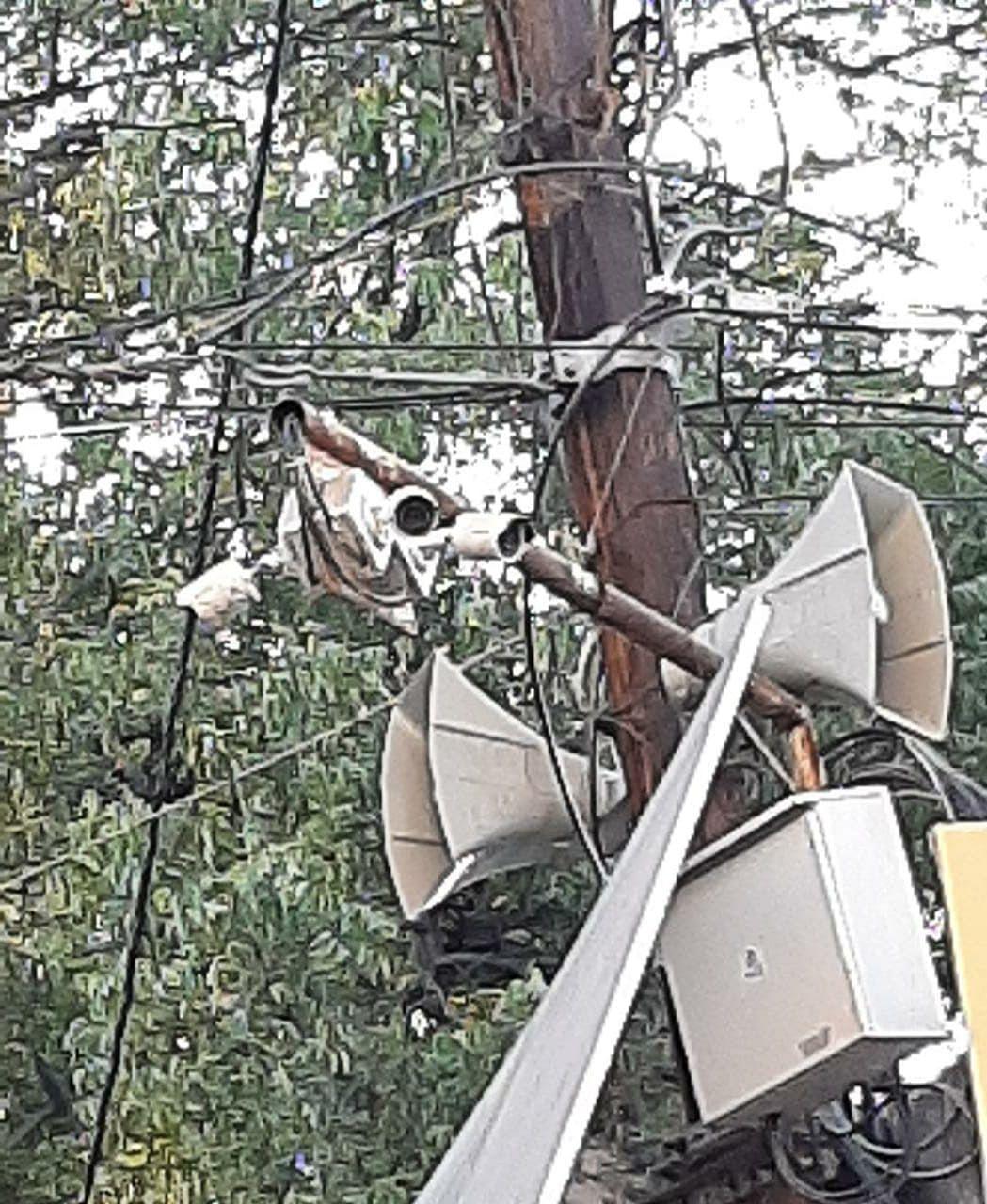 CCTV cameras in Alot
