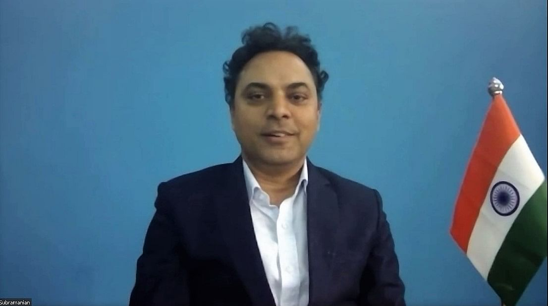 Chief Guest Dr Krishnamurthy Subramanian, Chief Economic Advisor, Government of India
