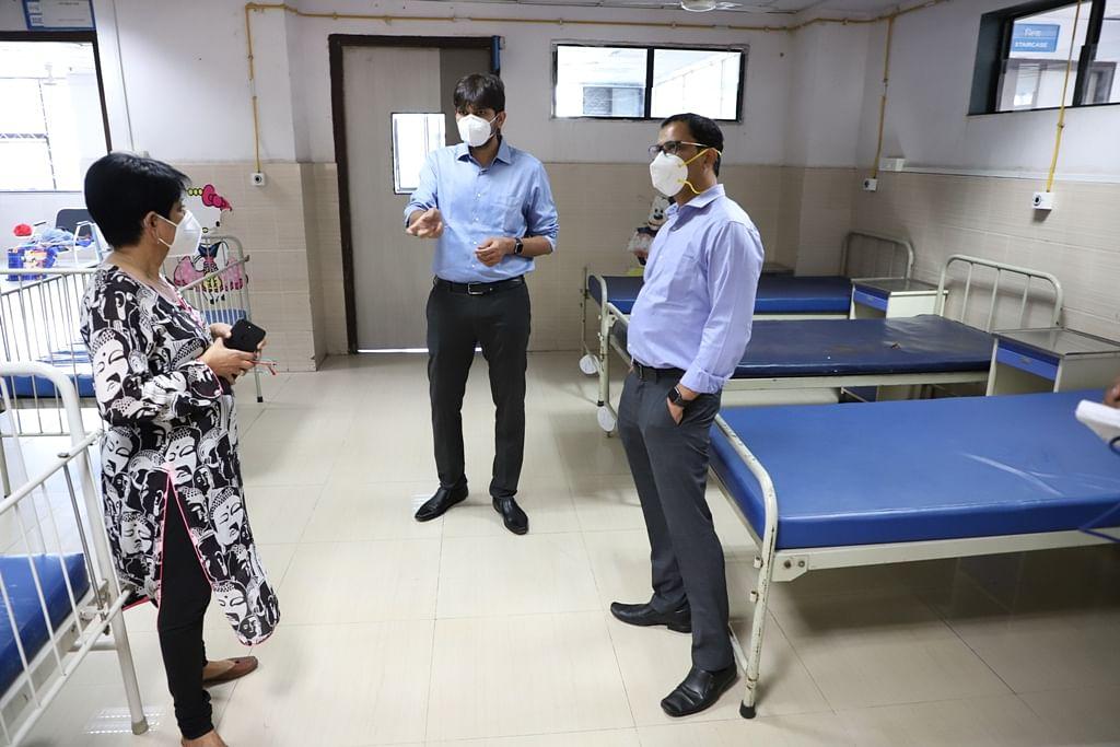 New Year Gift for Navi Mumbaikars: Airoli's Rajmata Jijau Hospital to become fully functional from January 1
