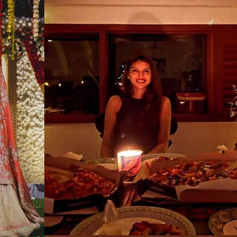Rana Daggubati hosts candlelight pizza party for his 'Pellam' Miheeka on her birthday