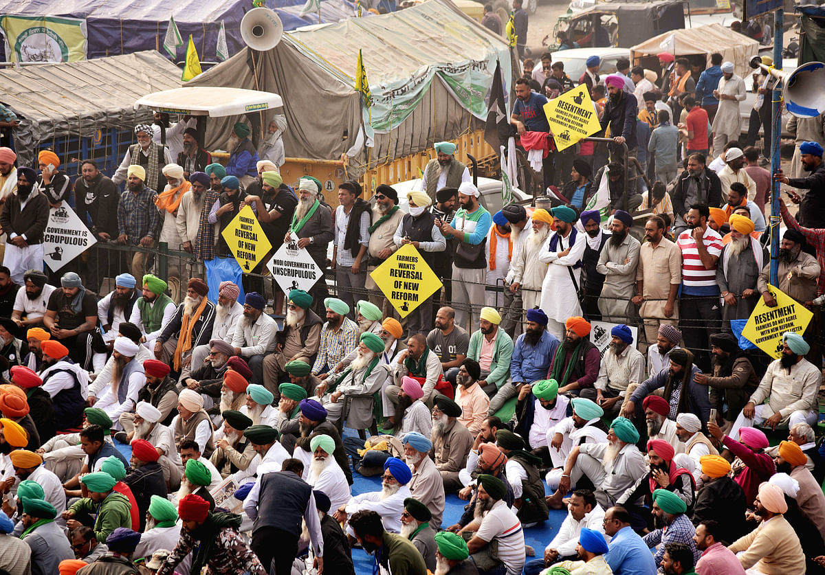 Farmers' Protest: Editors Guild issues media advisory, asks to refrain from tagging agitators as 'Khalistanis', 'anti-nationals'