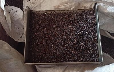 Black pepper was being used to increase the weight by adding refined flour, yellow dextin, starch, white oil