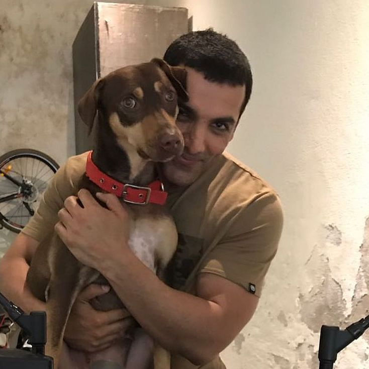 John Abraham is PETA India's Person of the Year 2020