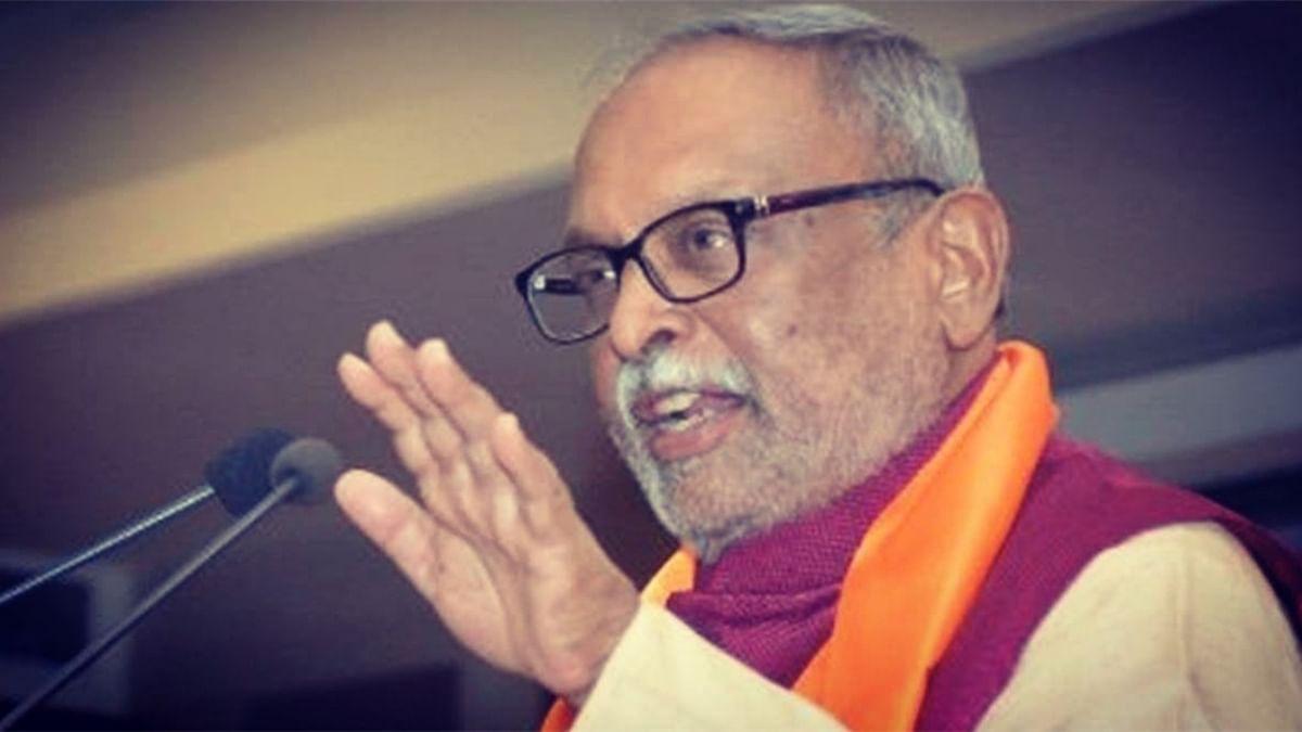 Abhay Bharadwaj, BJP Rajya Sabha MP from Gujarat, dies of COVID-19; PM Modi, President condole demise