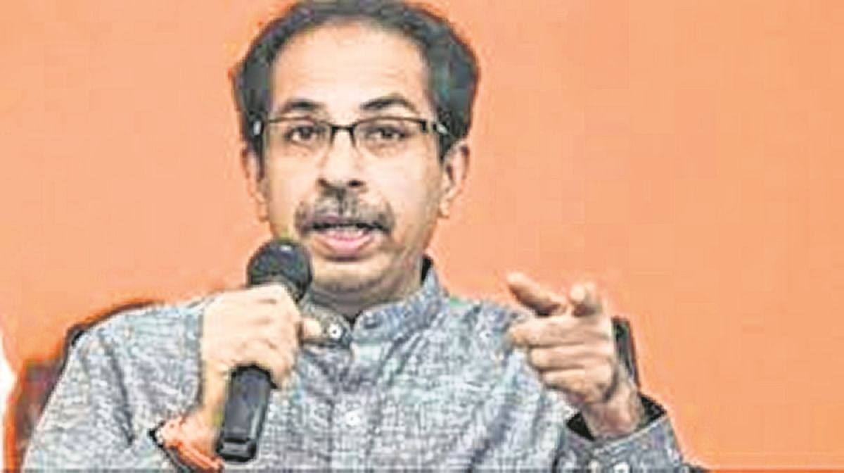 Those decisions taken at home are being implemented now: Uddhav Thackeray takes swipe at BJP on its charge of WFH