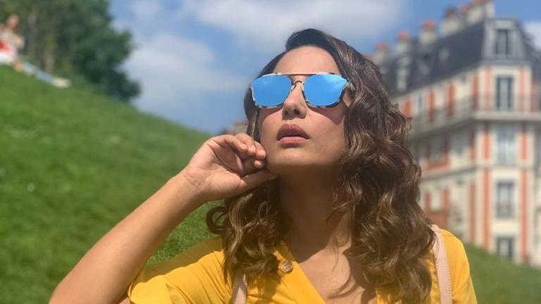 'Wishlist is a feel good film': Hina Khan on her upcoming OTT release