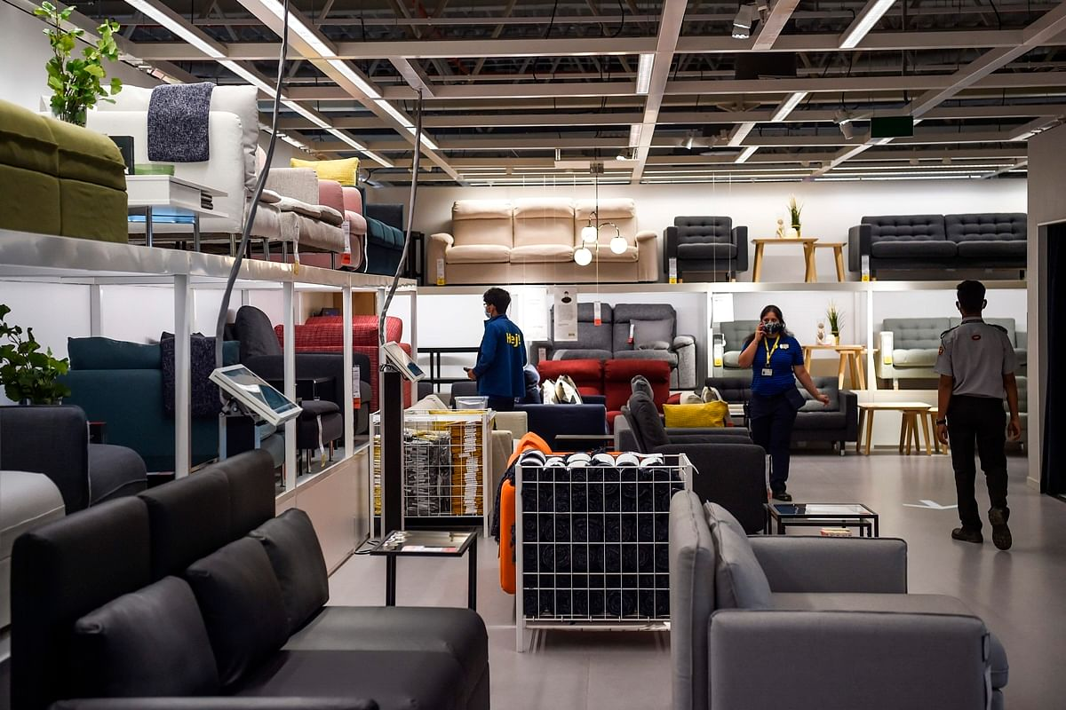 Inside Pictures of IKEA's second store in India at Navi Mumbai that opens today