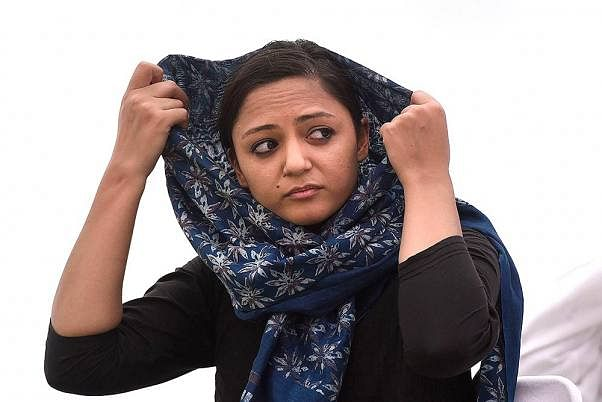 Allegations by Shehla Rashid's father and her 'depraved man' retort: Story so far