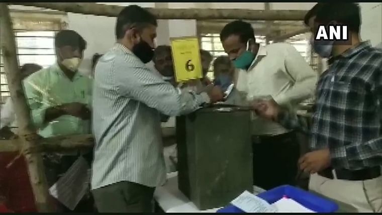 Karnataka Gram Panchayat poll results 2020 latest updates: Early trends show BJP ahead of Congress, JDS