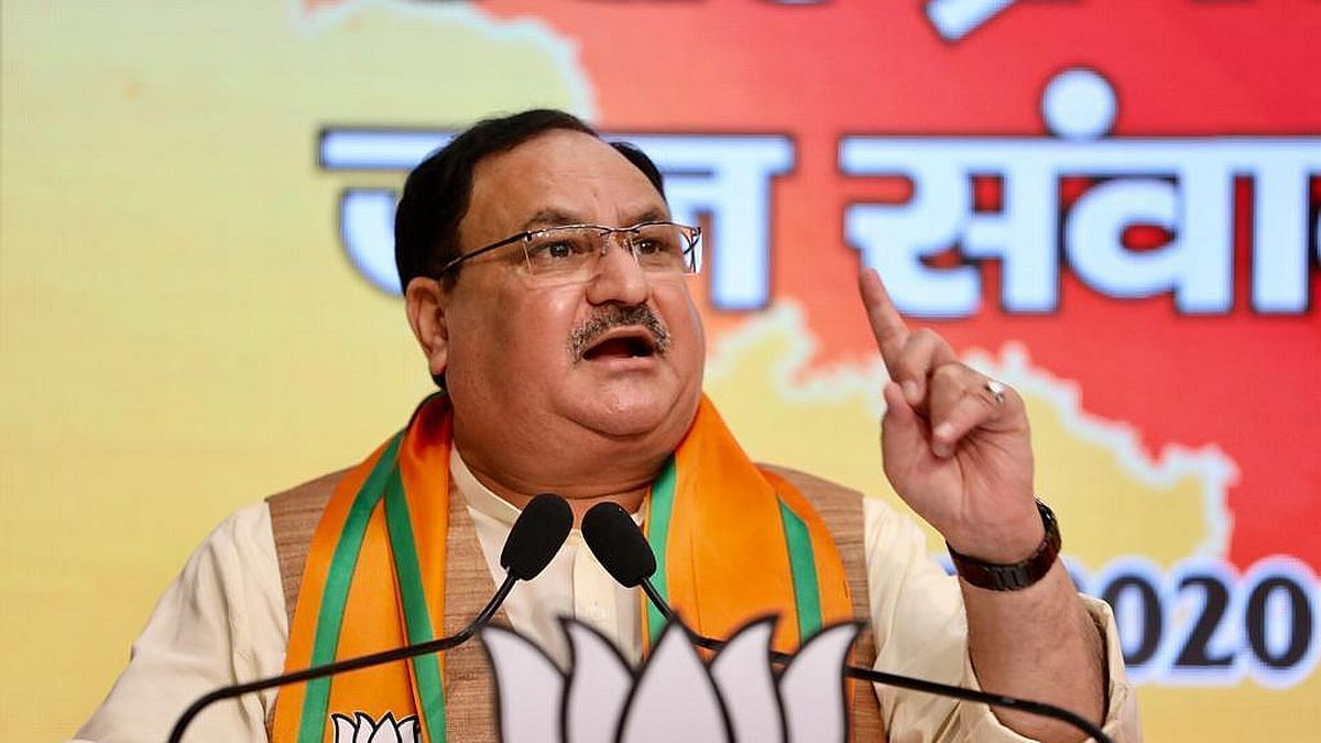 'Opposing what you advocated': BJP chief JP Nadda slams Rahul Gandhi over stand on new farm laws