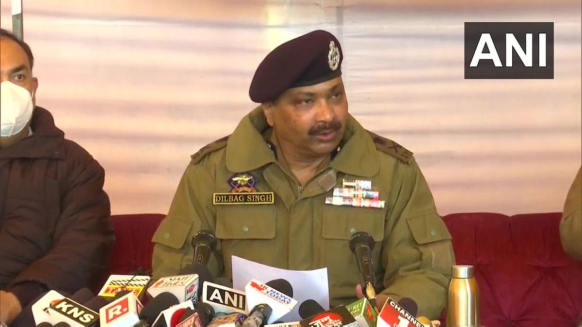 Rise in number of people joining militancy in 2020, decline in terrorist-related incidents: J&K Police chief