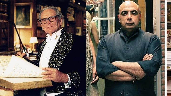 FPJ Exclusive: Tarun Tahiliani opens up about how iconic French designer Pierre Cardin inspired him to get into fashion