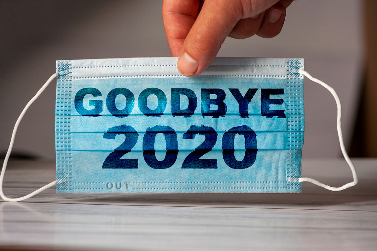 Looking back at the year 2020