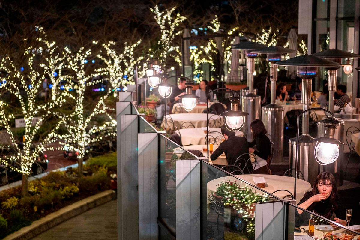 In Pics: Coronavirus dampens Christmas Eve celebrations across the world