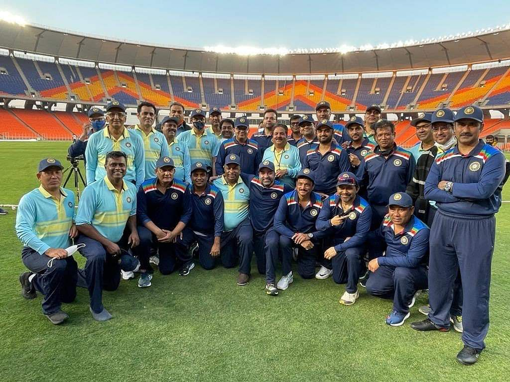 Jay Shah beats BCCI boss Sourav Ganguly in friendly match at Ahmedabad's Motera Stadium