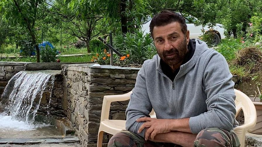 Sunny Deol tests positive for COVID-19; actor says he's in isolation and feeling well