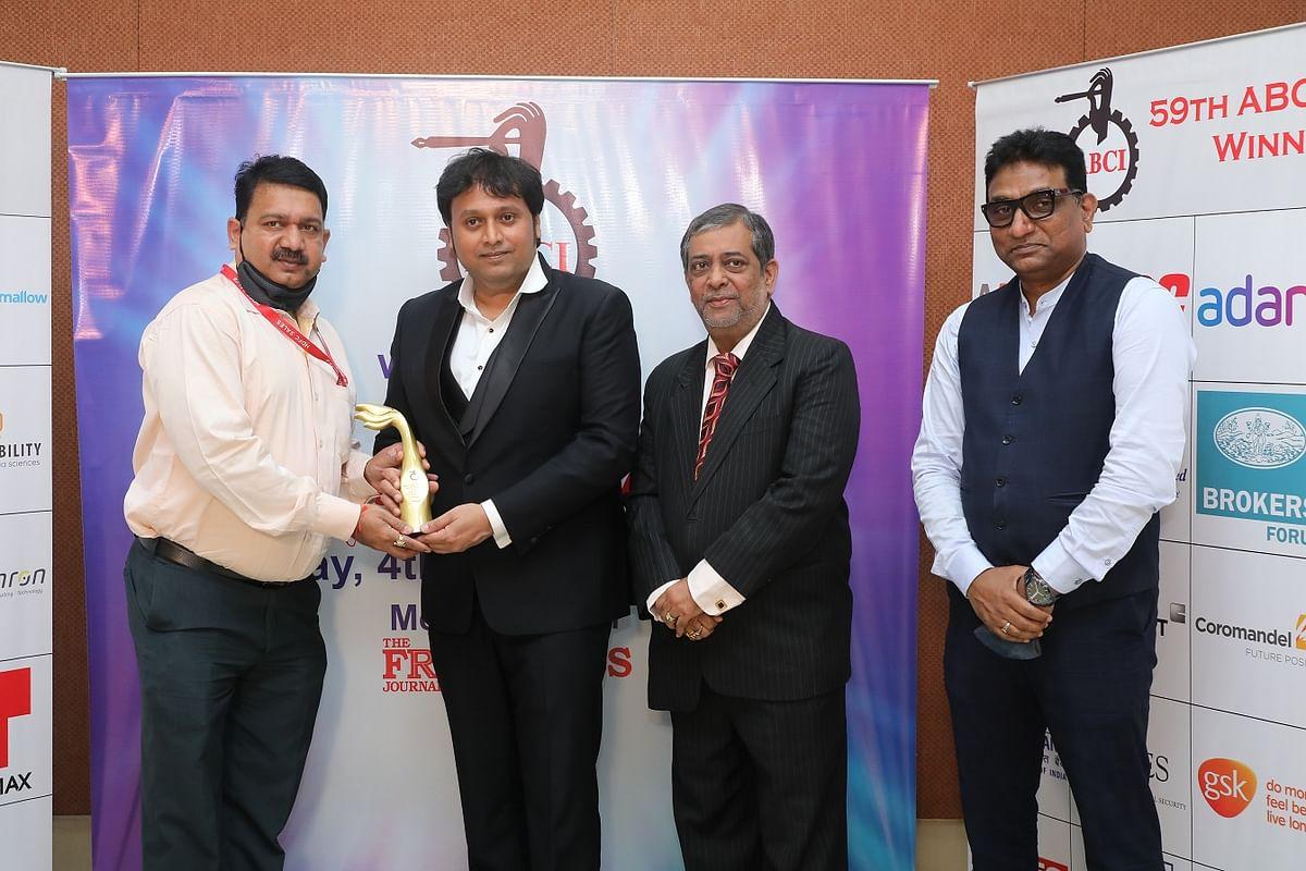 HDFC wins an award