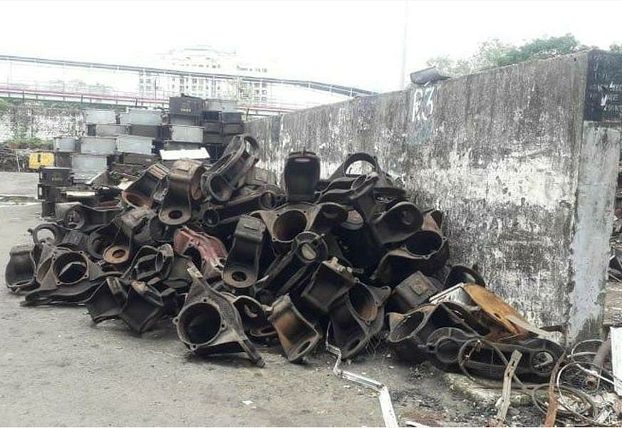Western Railway continues its march of 'Mission Zero Scrap' & sold the highest scrap over Indian Railways