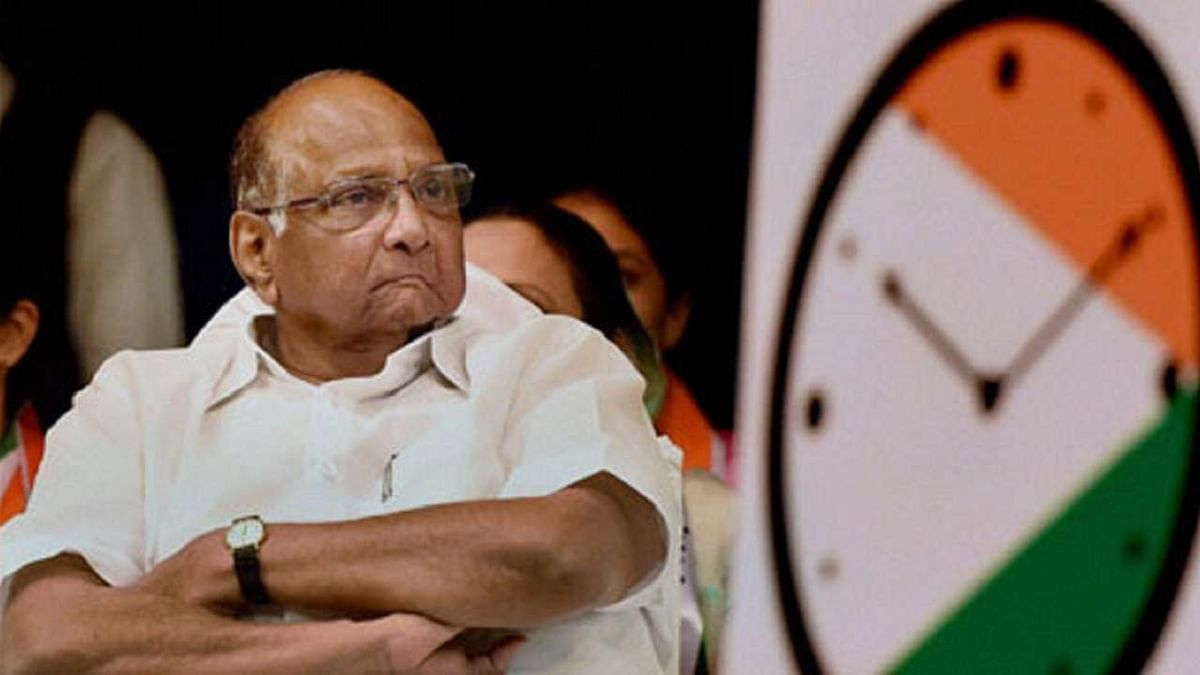 NCP chief Sharad Pawar served as the union agriculture minister in the Manmohan Singh government from 2004 to 2014