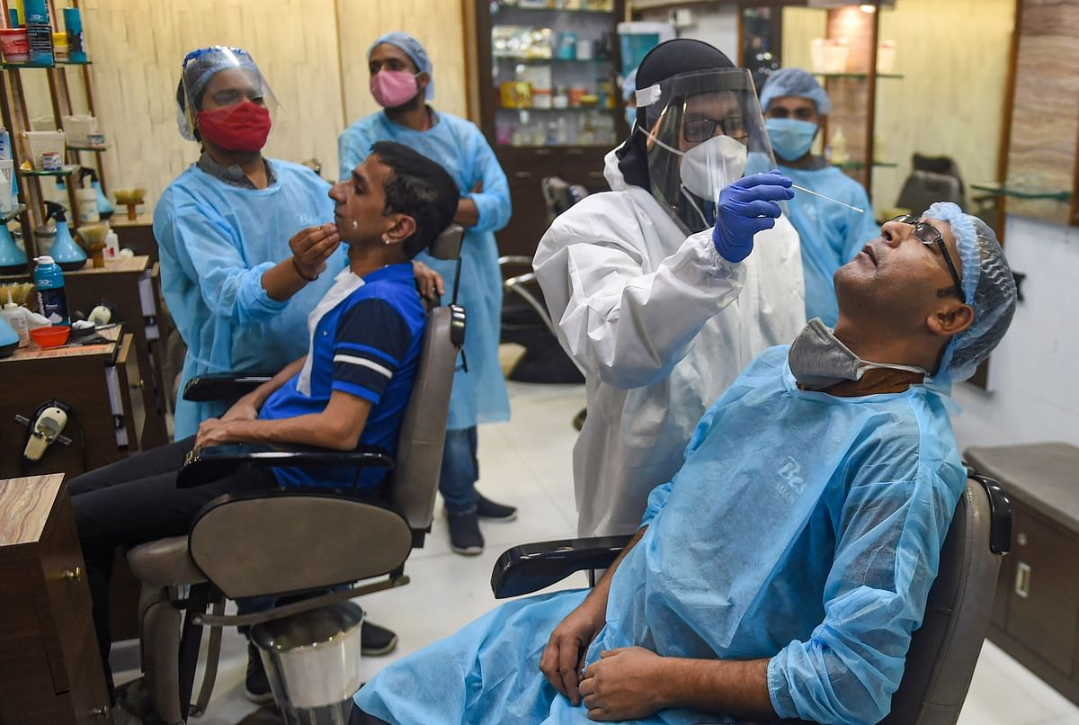 Coronavirus in Pune: PMC's COVID-19 tally rises by 298, five fatalities recorded on Dec 18