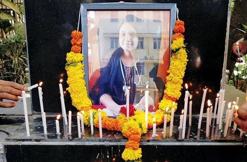 Payal Tadvi's mother entitled to be heard, says court