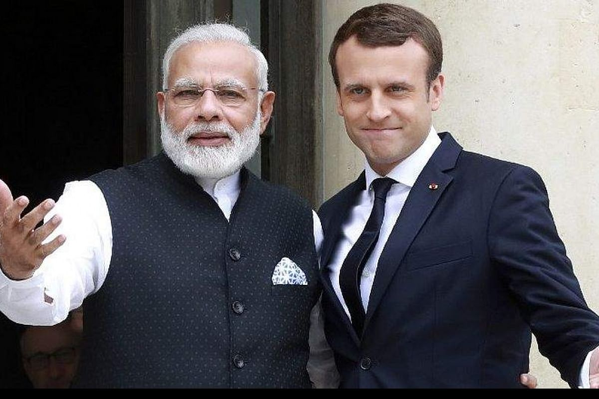 PM Modi wishes 'dear friend' Emmanuel Macron 'a speedy recovery' after French President tests positive for COVID-19