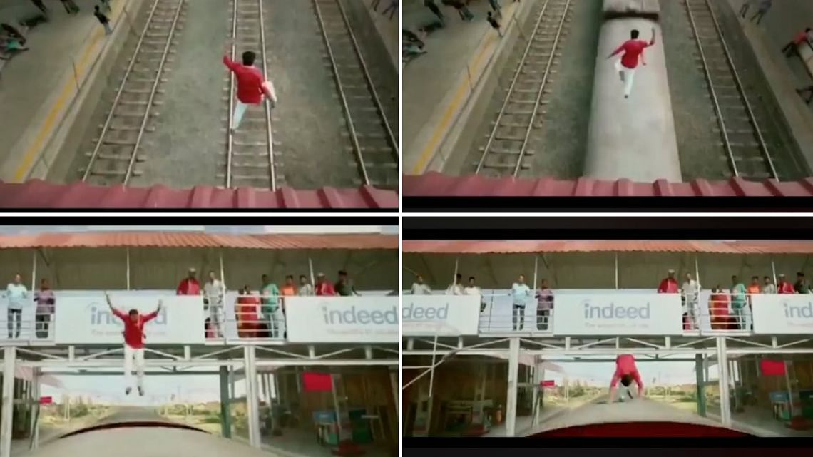 Coolie No 1: Varun Dhawan's action-packed 'Subway Surfers' scene is the internet's favourite new meme