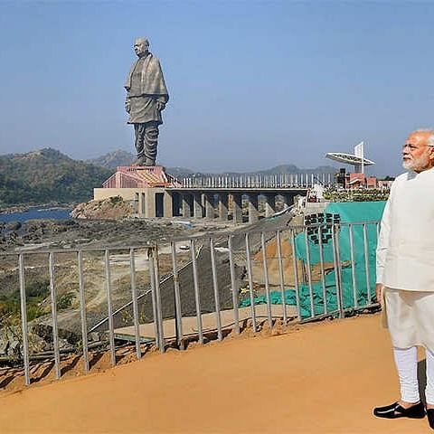 Vallabhbhai Patel Death Anniversary: PM Modi, others pay tribute to Iron Man of India