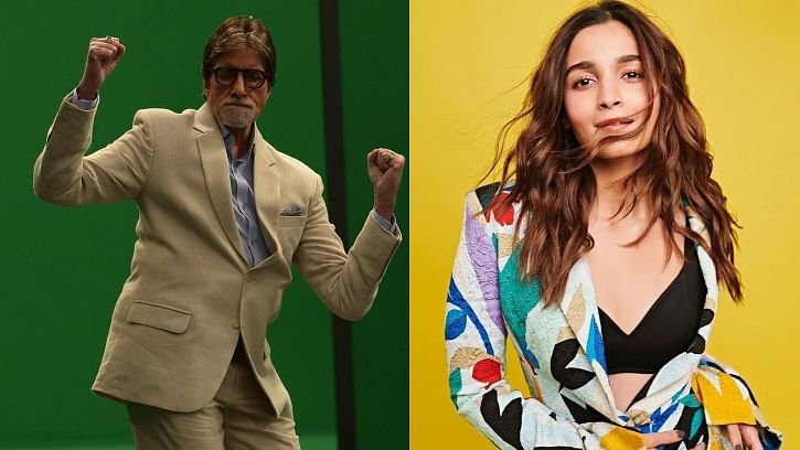 Amitabh Bachchan, Shah Rukh Khan, Akshay Kumar, Alia Bhatt and others make it to Forbes Asia 100 Digital Stars list