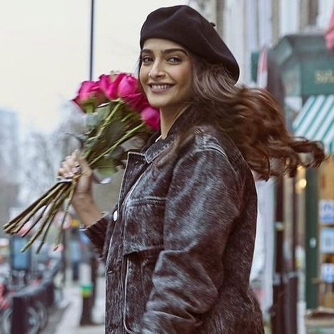 Sonam Kapoor commences shooting for crime thriller 'Blind' in Glasgow
