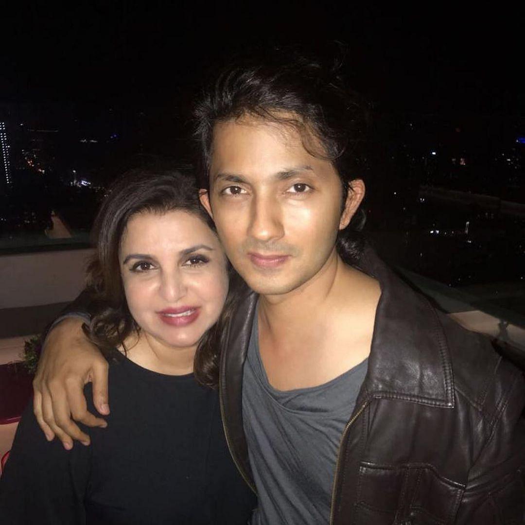 Farah Khan shares sweet appreciation post for husband Shirish Kunder to mark 16th wedding anniversary