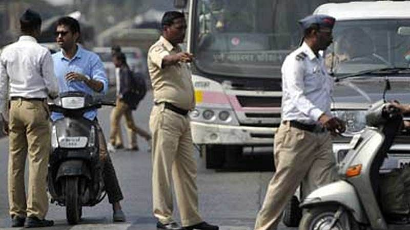 Thane traffic police keep a strict vigil on drink and drive cases amid festive season