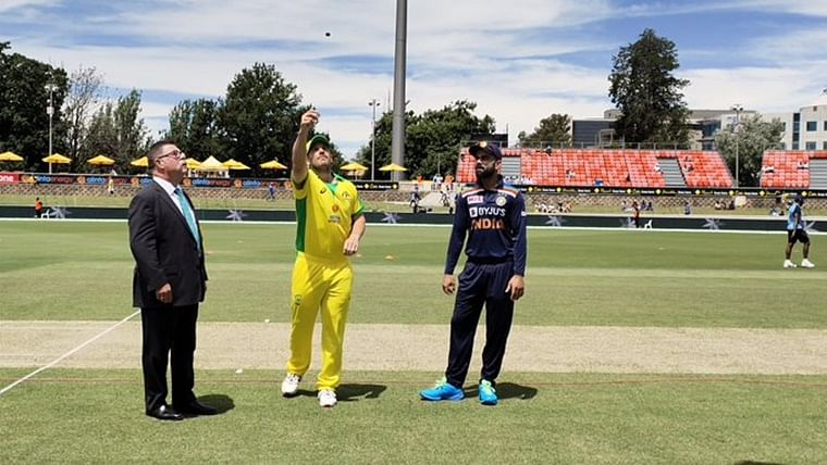India vs Australia: India wins toss, opt to bat first against Australia in 3rd ODI