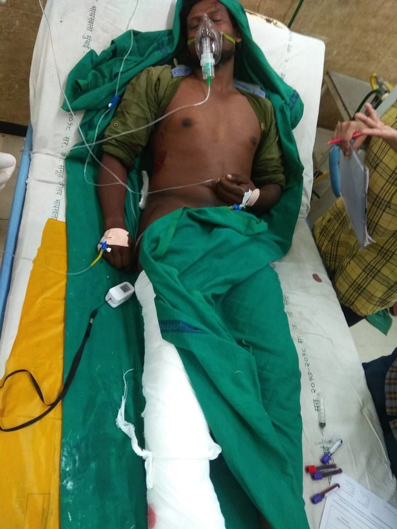 Three taxi drivers refuse to take accident victim to hospital, booked