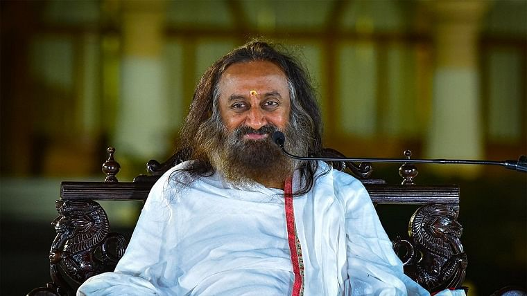 Guiding light by Sri Sri Ravi Shankar: Master is a doorway