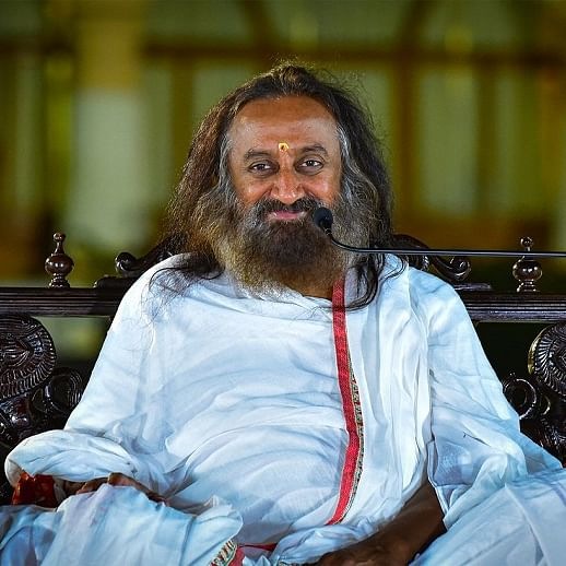 Guiding light by Sri Sri Ravi Shankar: Learning the art of letting go