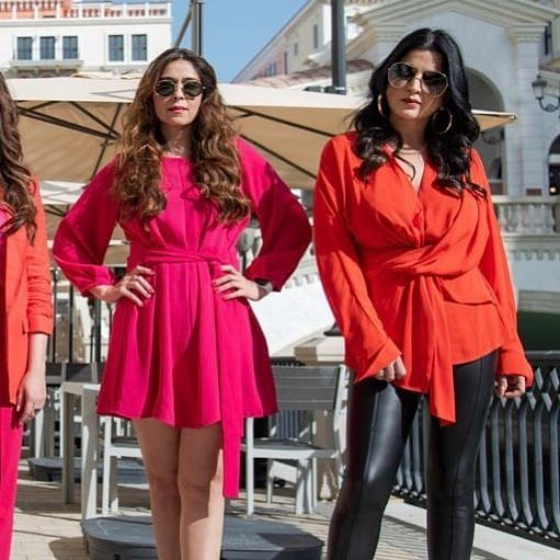 Netflix's 'Fabulous Lives' originally planned to feature these three star wives