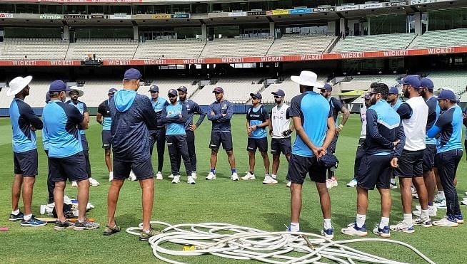Boxing Day Test: Indian cricket team get down to business, as they face Australia, Gill looks good at nets