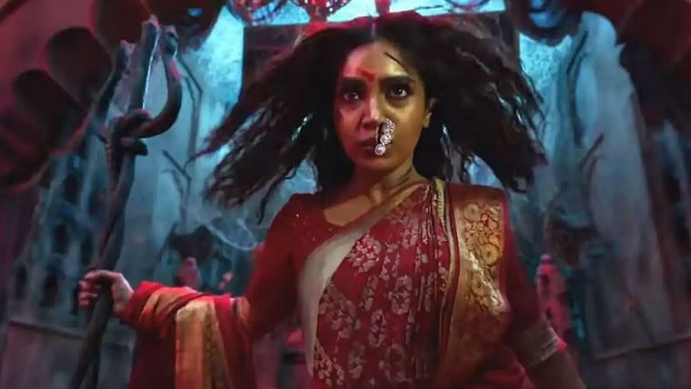 Durgamati is a remake of the South hit Bhaagamathie