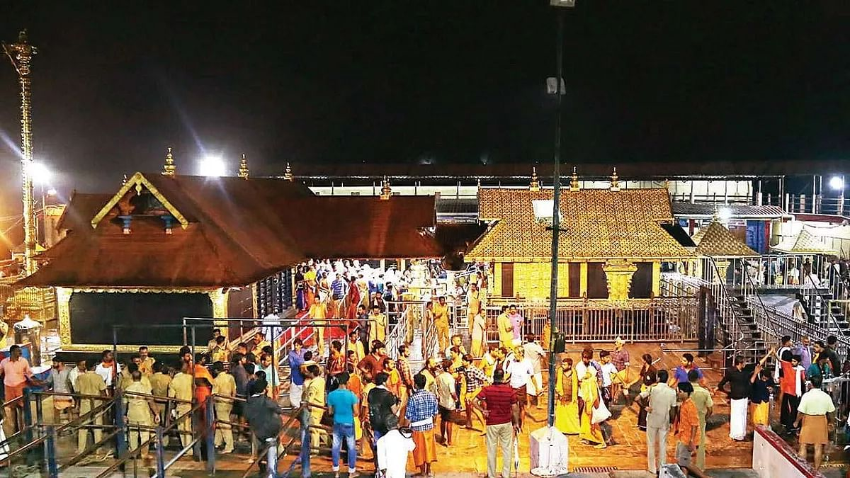 Ruling front's nemesis Sabarimala is back as poll issue