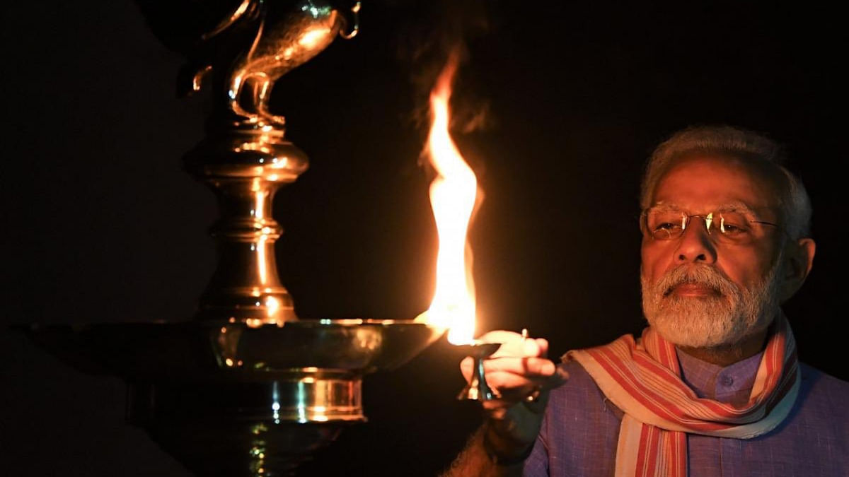 2020 Twitter Talk: PM Modi's 'lamps of hope' tweet was the 'most retweeted' in Indian politics