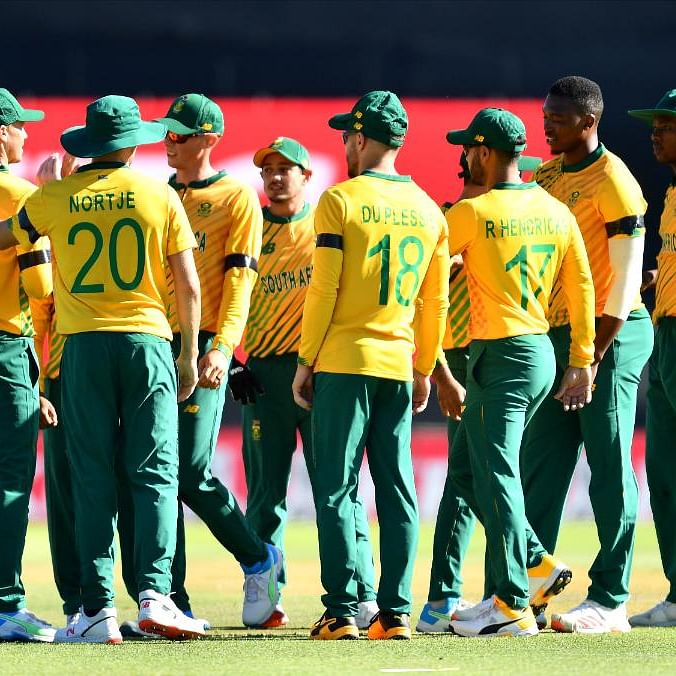 South Africa vs England game postponed after player tests positive for coronavirus