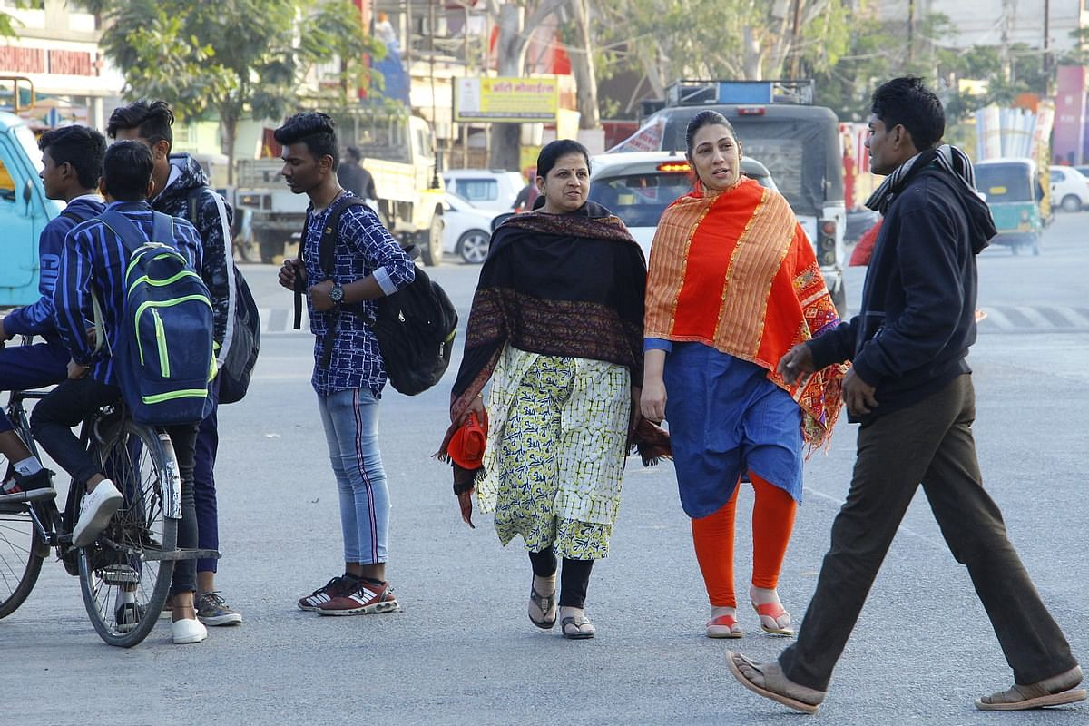 Indore: City gets chills from North, no change till Feb 1