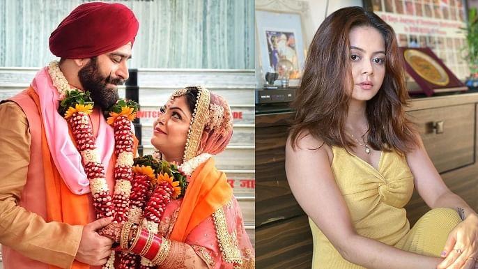 Divya Bhatnagar's husband Gagan Gabru says Devoleena Bhattacharjee is 'trying to gain publicity'; rubbishes her claims