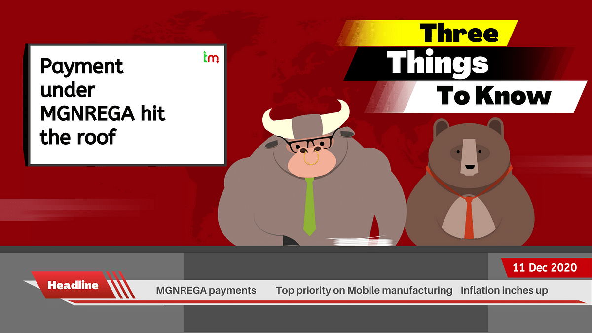 Teji Mandi: Three things investors should know on December 14, 2020