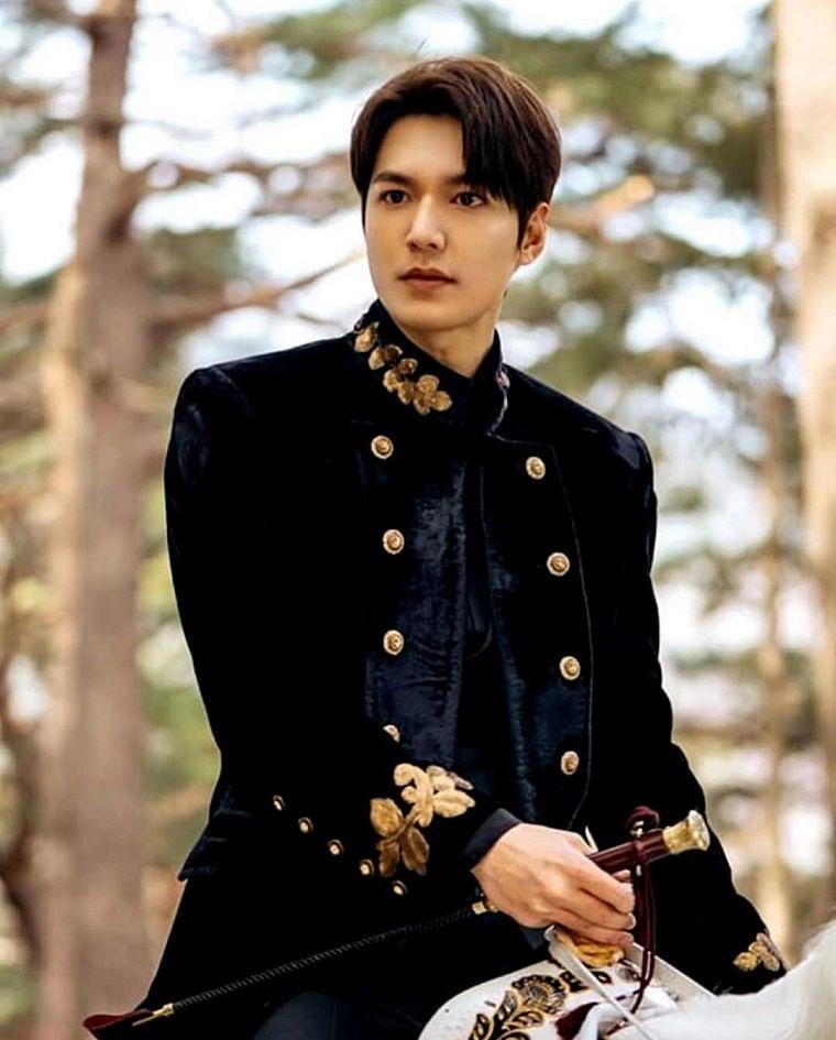 Lee Min-ho in The  King: Eternal Monarch