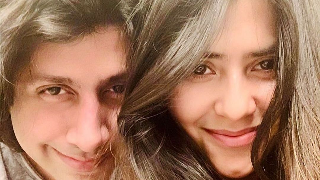 'Will tell all soon': Ekta Kapoor's mushy selfie with Tanveer Bookwala raises wedding rumours