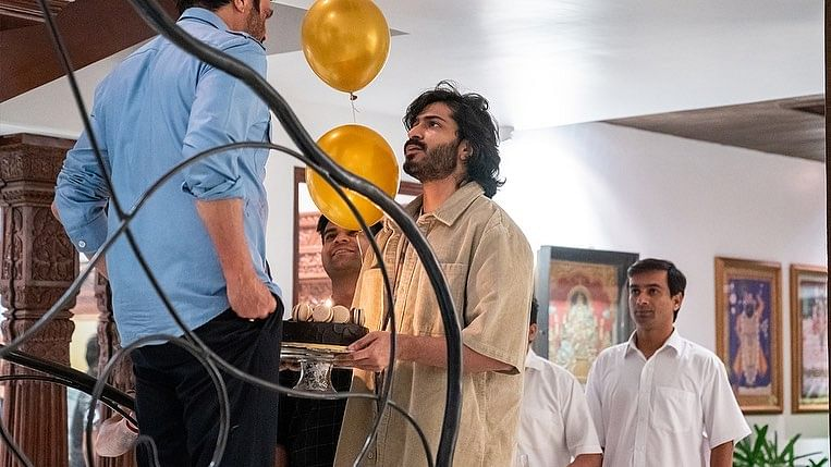'Bhavesh Joshi Superhero is my favourite film', clarifies Harsh Varrdhan Kapoor after 'AK vs AK' diss