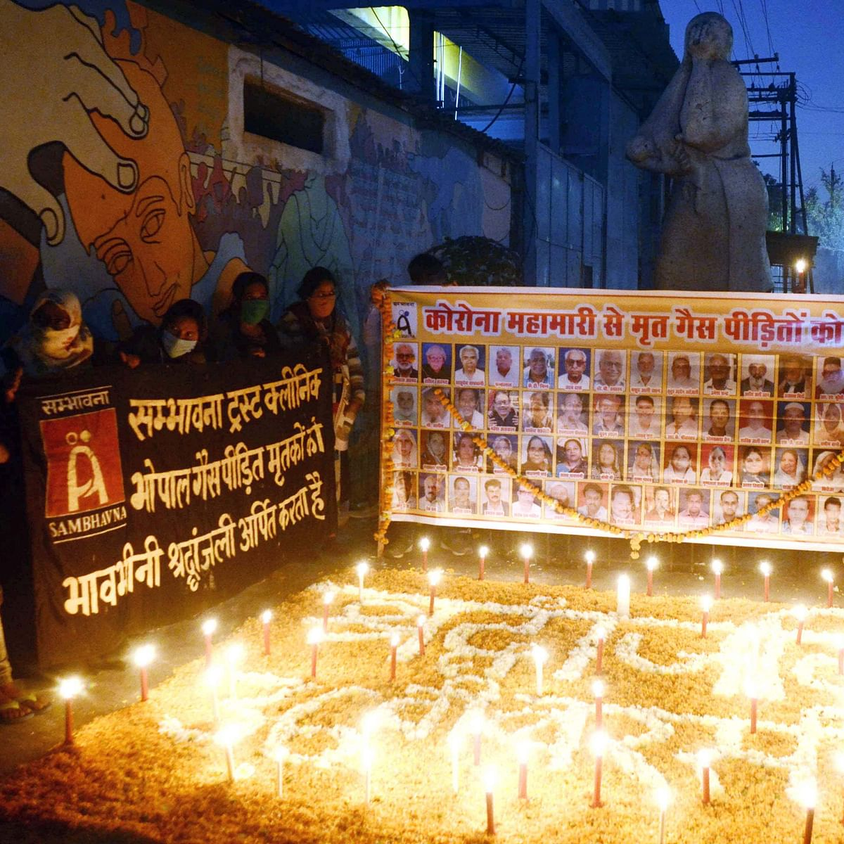 Bhopal Gas tragedy: 40% Covid cases reported from gas-affected localities