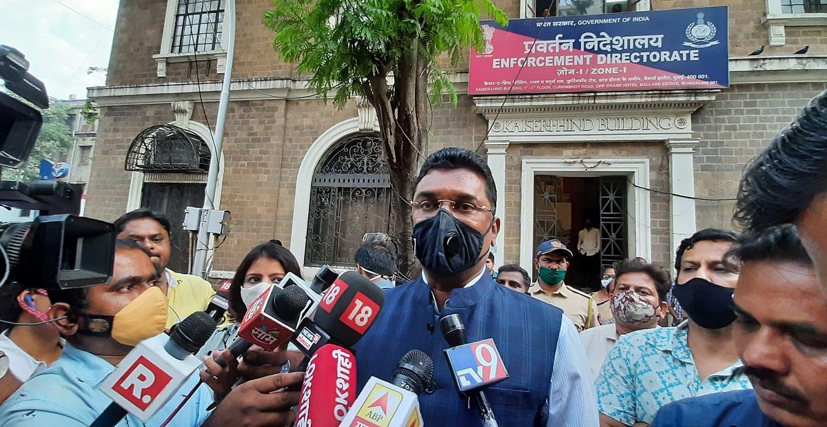 Tops Group case: ED questions Shiv Sena legislator Pratap Sarnaik